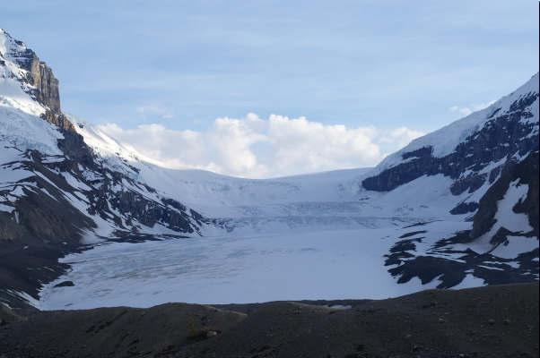 Clombia Icefield