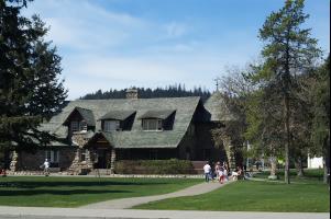 Jasper Information Centre