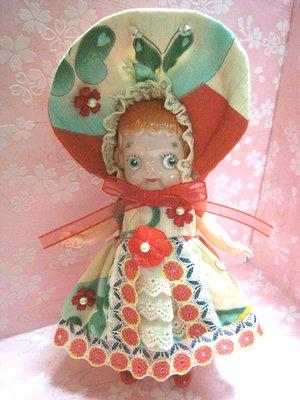 ウサギ文化人形服4の2