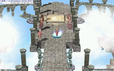 ヴァルキリー神殿