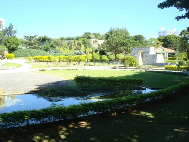 熱帯植物いっぱい