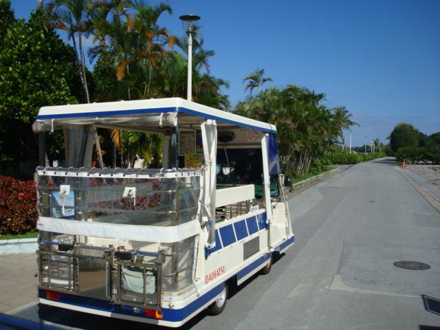 バスで回ります