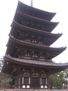 興福寺(五重塔)