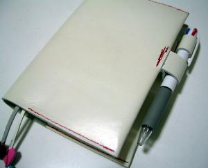 2010年手帳カバー
