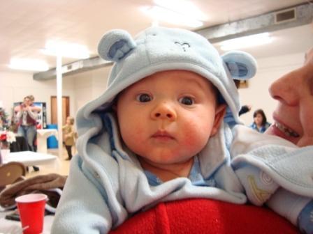 Dylan 10-26-09 Bear