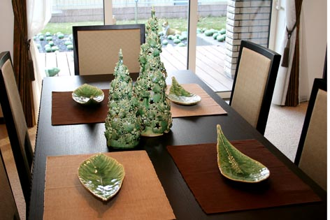 谷口さんダイニングテーブル