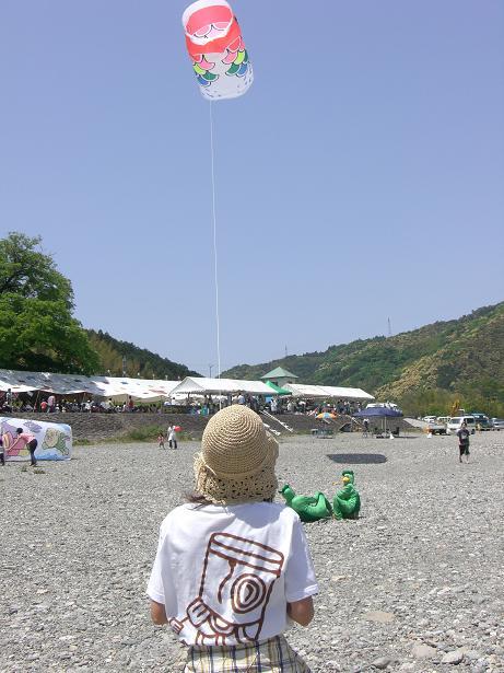 仁淀川こいのぼり6