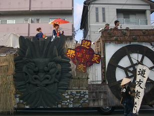2008 よさこい祭り7