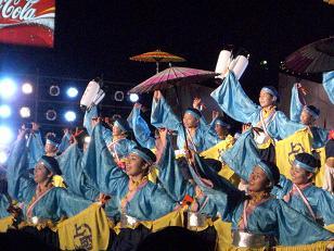 2008 よさこい祭り12