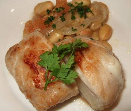 ランチ豚肉のインボルティーニ