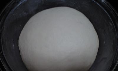 テーブルパン一次発酵後