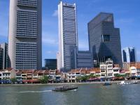 シンガポール川からの景色2