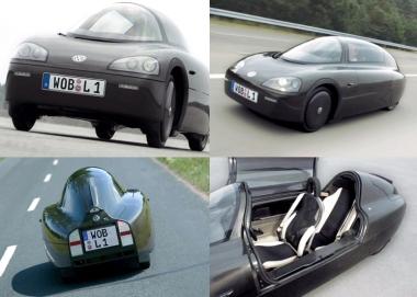 1liter 100km VW