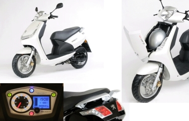 1600 euro scooter