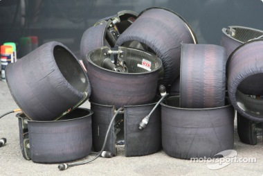tire warmer