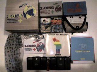 lomo一族