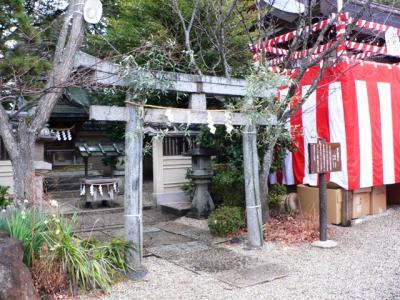 三輪坐恵比須神社の初恵比須3