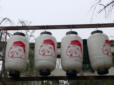 三輪坐恵比須神社の初恵比須4