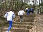 【名古屋東山公園一万歩コースぐるぐるぐるりん練習会】