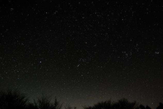 箱根の星撮り