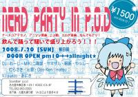 NARD PARTY in p.o.d