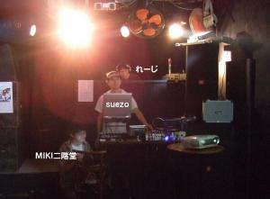 DJ&VJブース