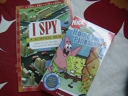 I spy and Bob
