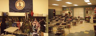 5年生の教室
