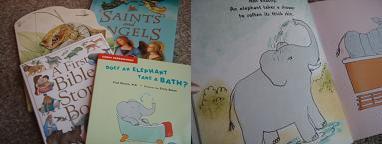 2007年3月英語の絵本