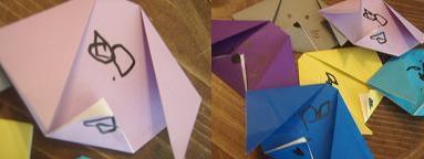 折り紙・犬