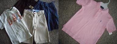 子供服・2008年夏用