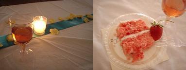 テーブルセッティング@J&S結婚式