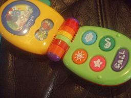 玩具の電話