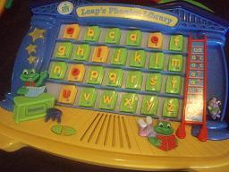 アルファベット玩具