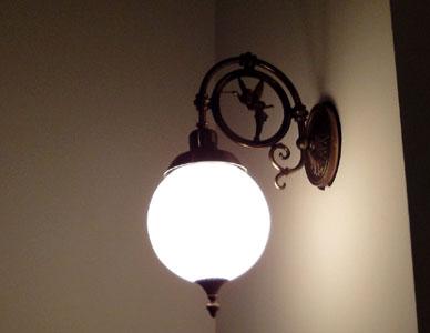 ティンクのライト