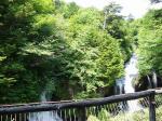 竜頭 滝つぼ