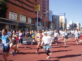 東京マラソン2008_01