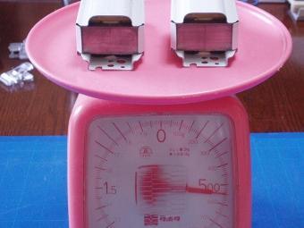 安定器重量
