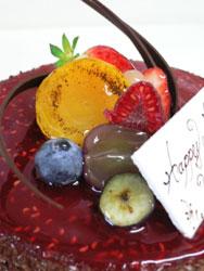 バースデーケーキ★