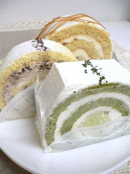 モトヤのロールケーキたち