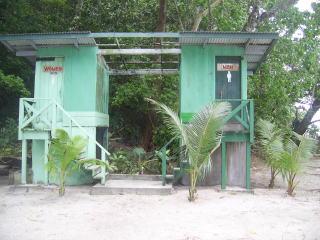 ガルメアウス島のトイレ
