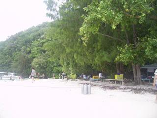 ガルメアウス島の風景