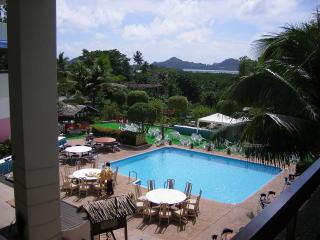 パレイシアホテルのプール