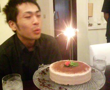 いけちゃん誕生日