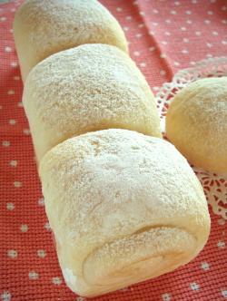 アプリコット白パン