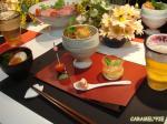 *+☆和食でお祝い☆+*