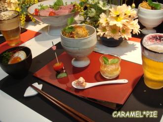 和食でお祝い♪