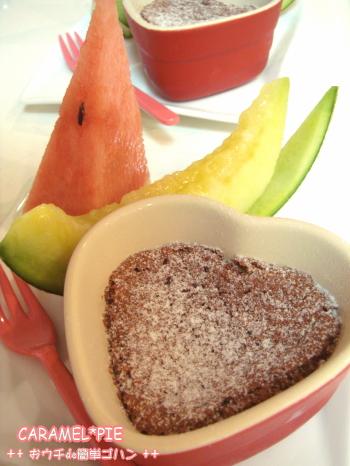 簡単☆チョコレートケーキ