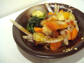 野菜がタップリで栄養満点!