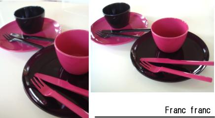 ピンク色がお気に入り~^^
